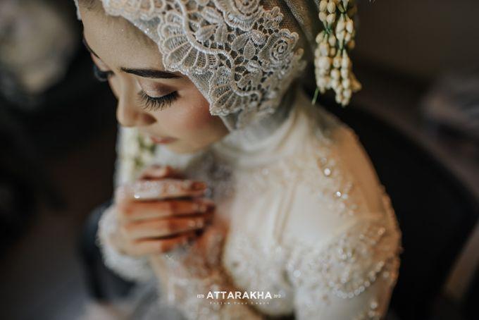 Khanza & Raihan Wedding by Malaka Hotel Bandung - 032