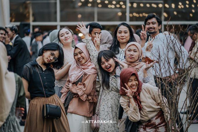 Khanza & Raihan Wedding by Malaka Hotel Bandung - 024