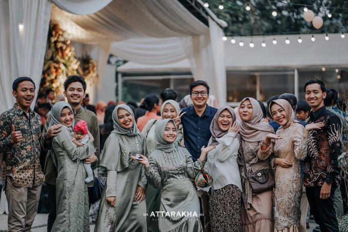 Khanza & Raihan Wedding by Malaka Hotel Bandung - 037