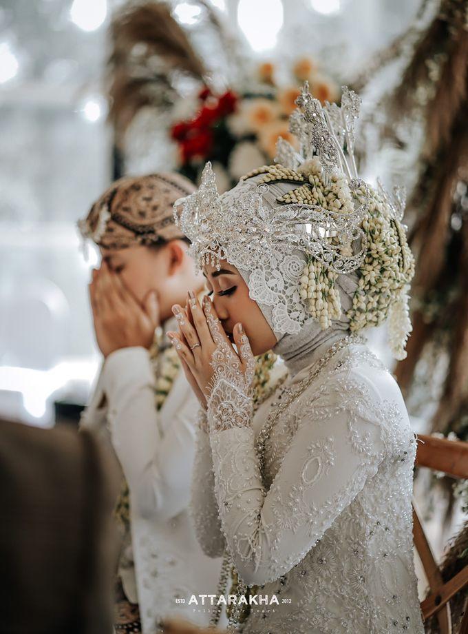 Khanza & Raihan Wedding by Malaka Hotel Bandung - 049