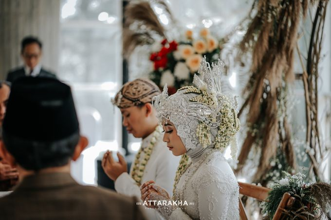 Khanza & Raihan Wedding by Malaka Hotel Bandung - 050