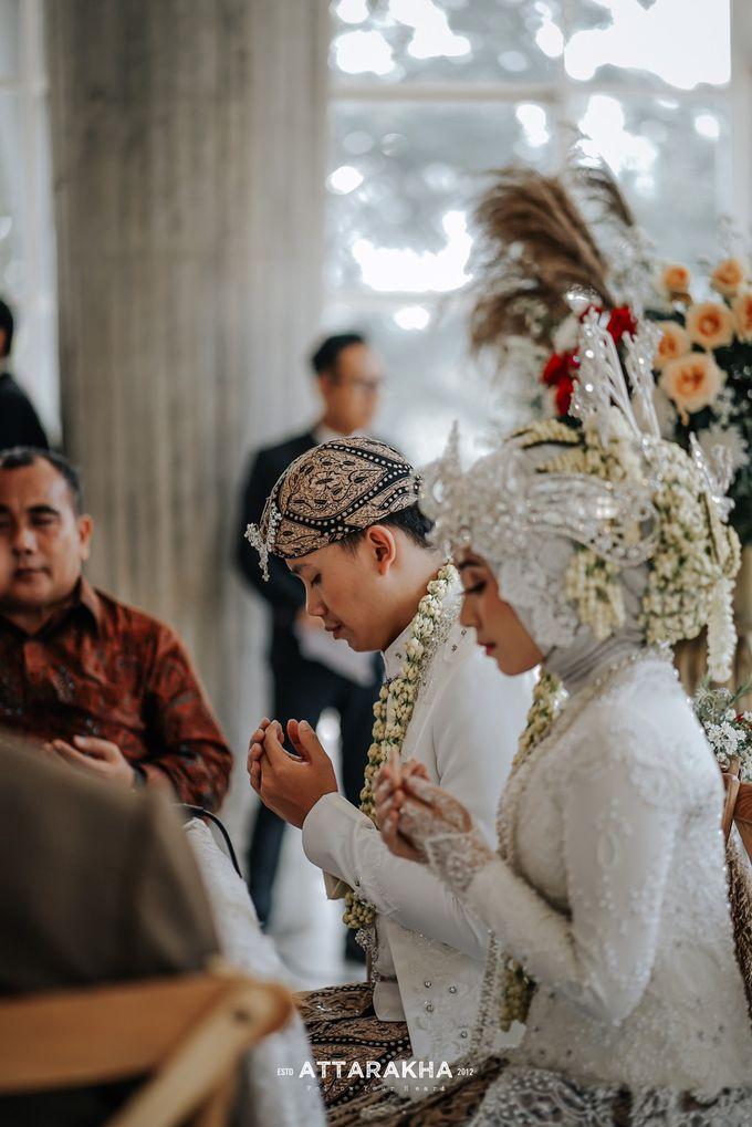 Khanza & Raihan Wedding by Malaka Hotel Bandung - 007