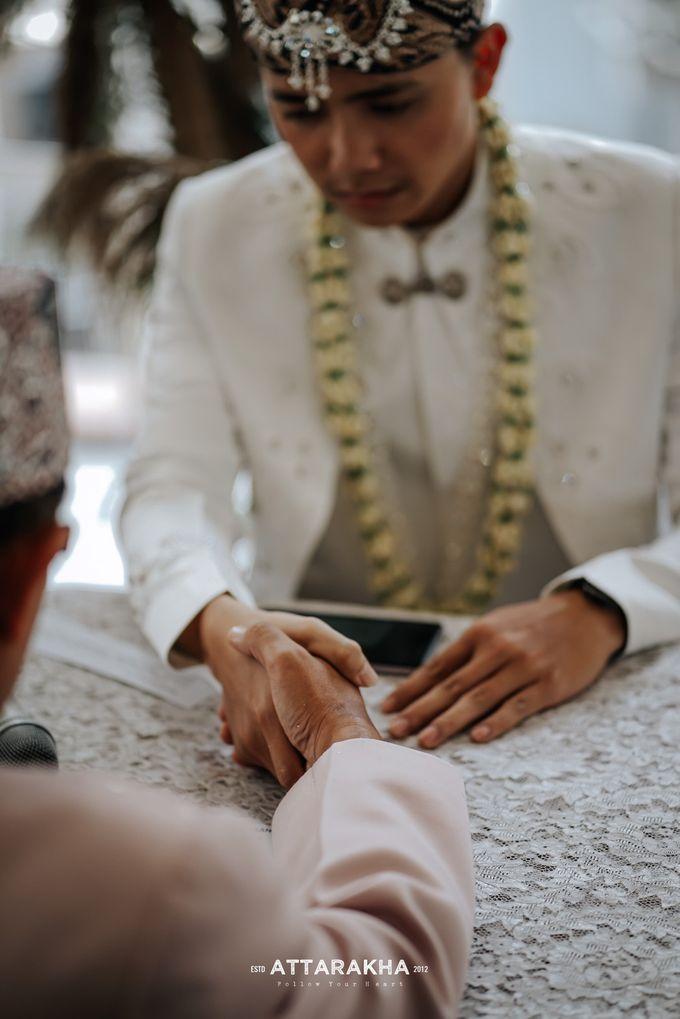 Khanza & Raihan Wedding by Malaka Hotel Bandung - 029
