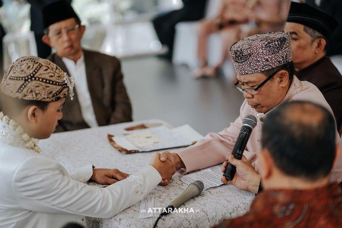 Khanza & Raihan Wedding by Malaka Hotel Bandung - 034