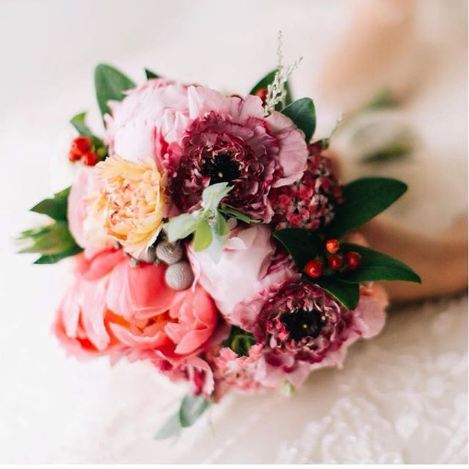 Bride Bouquet by Angie Fior - 042