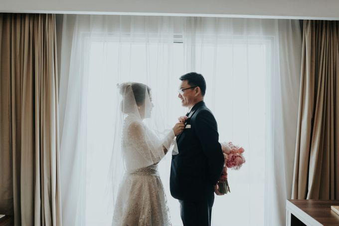 Rosjanto Dan Stella Wedding by DESPRO Organizer - 010