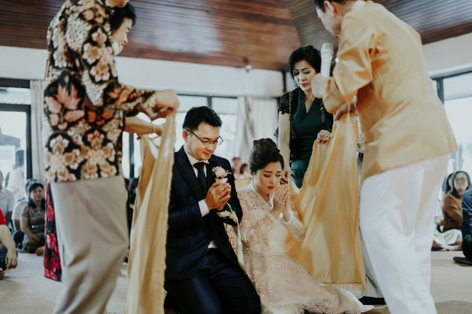 Rosjanto Dan Stella Wedding by DESPRO Organizer - 017