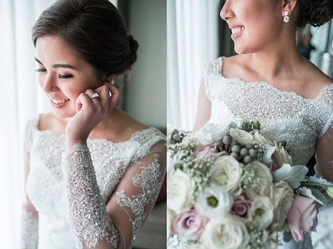 Bouquets  by Weddings by TV - 037
