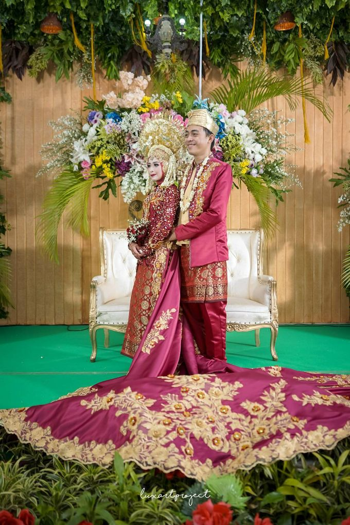 Wedding Farras & Rizki by LuxArt Project - 008