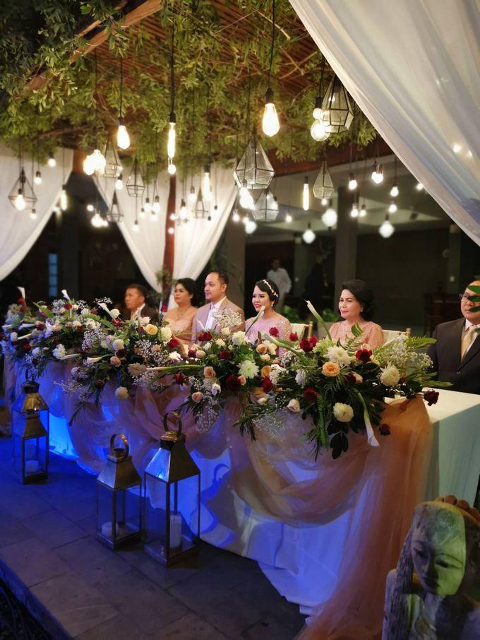 ANDRI & DEVRI WEDDING by Alindra Villa - 005