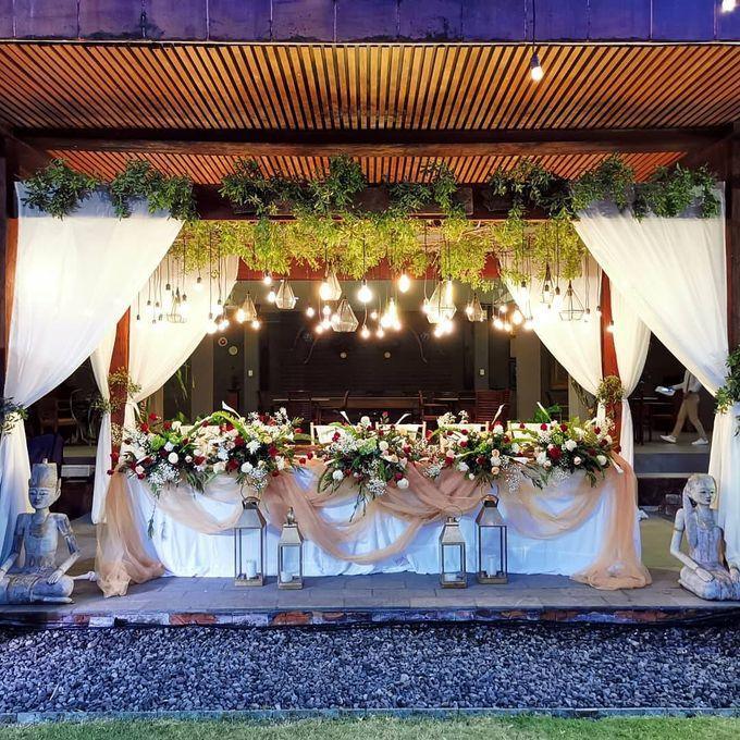 ANDRI & DEVRI WEDDING by Alindra Villa - 007