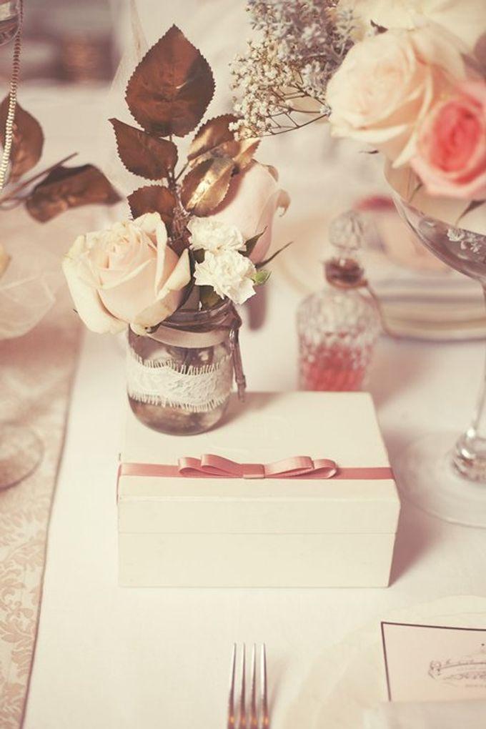 a beautiful dream by Tea Rose Wedding Designer - 012