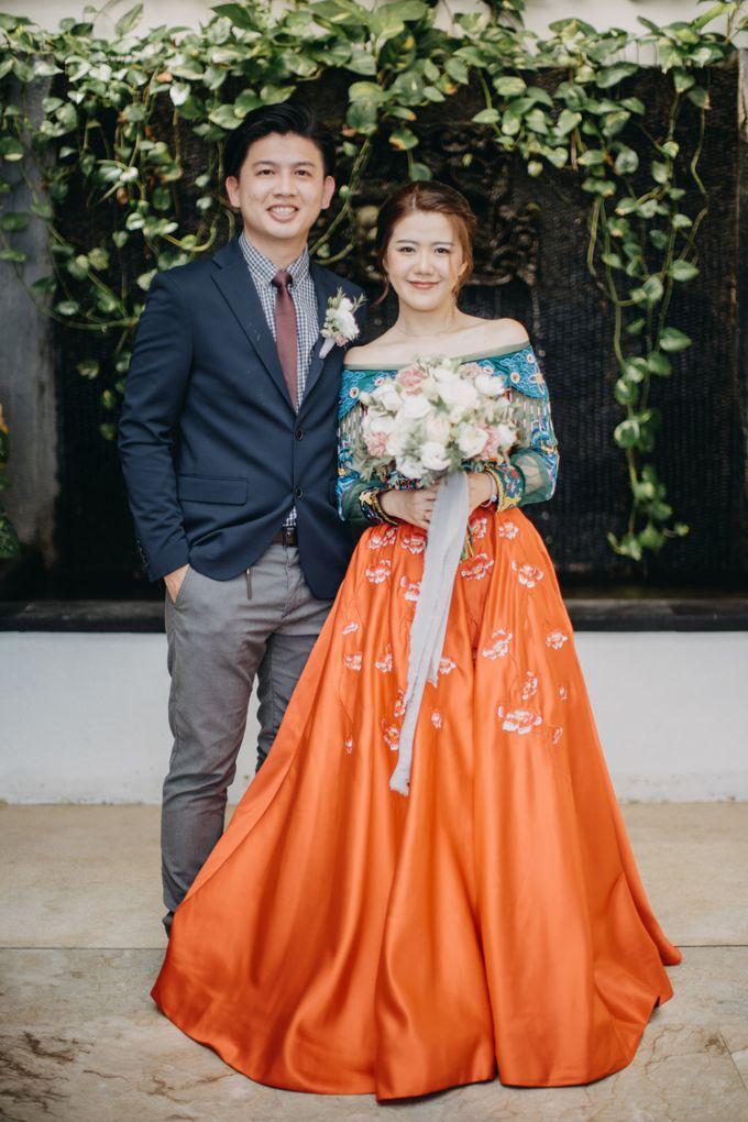 The Wedding of Chuan Yi & Elva by Varawedding - 030
