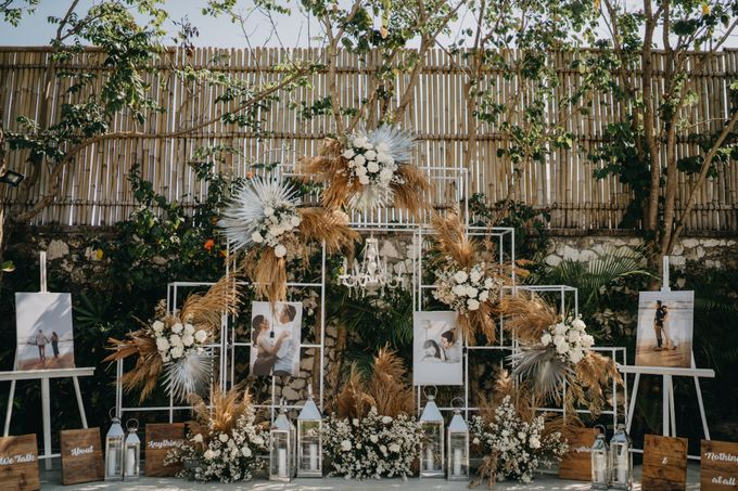The Wedding of Janice & Johan by Bali Eve Wedding & Event Planner - 032