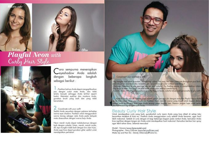 BEFORE AND AFTER by Dendy Oktariady Make Up Artist - 004