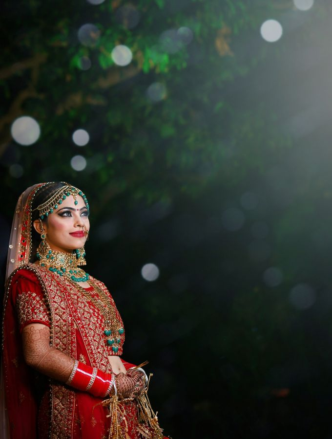 Beautiful Brides by The shivam Photography - 026
