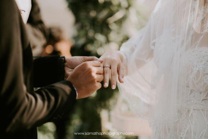 The wedding of Paschalia & Margita by Dona Wedding Decoration & Planner - 027