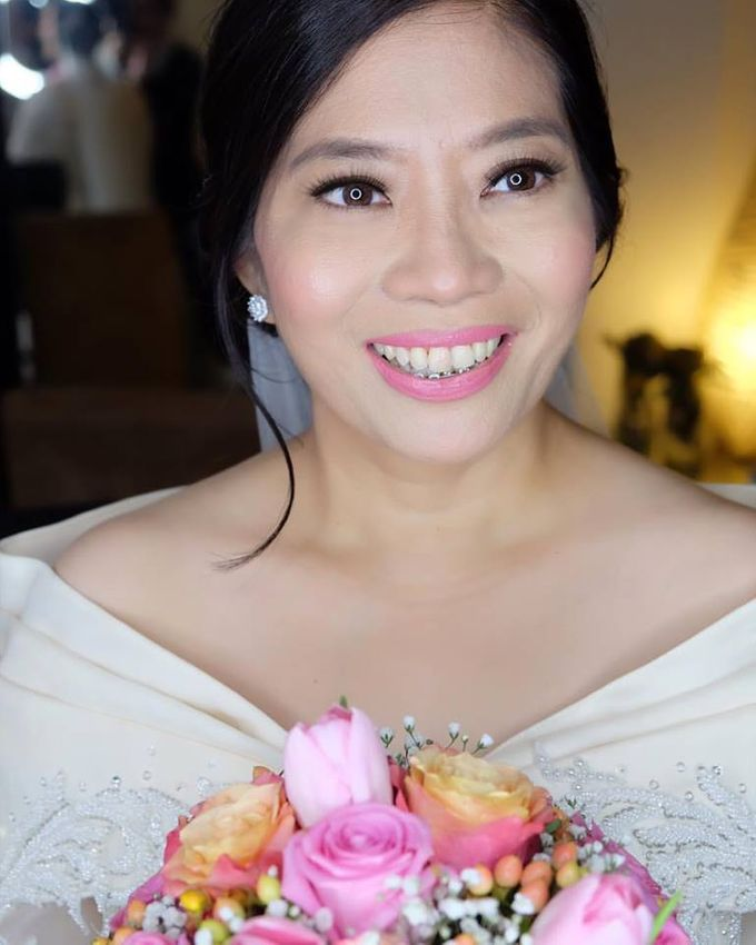 Brides by Aica Latay Makeup Artistry - 009