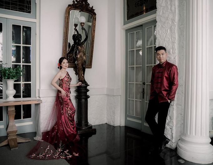 Engagement Of Jessica & Rico by METTA FEBRIYAN bridal & couture - 003