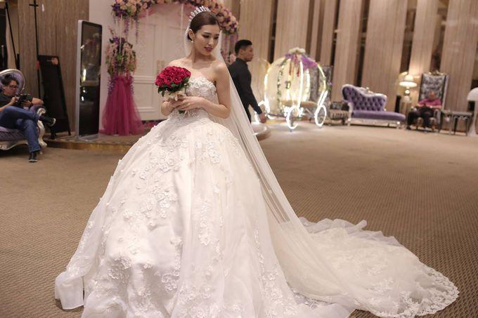 Bride  Christine Chan by Gelly Wee Makeup Studio - 008