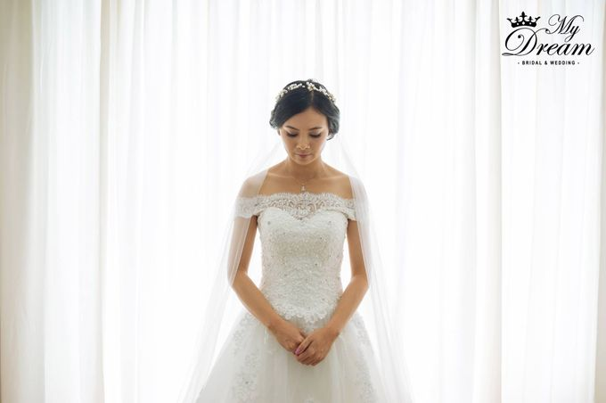 The Wedding Gown of Hana by My Dream Bridal and Wedding - 008