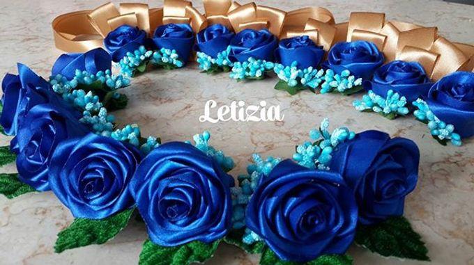 Single flower boutonniere by Letizia Wedding - 002