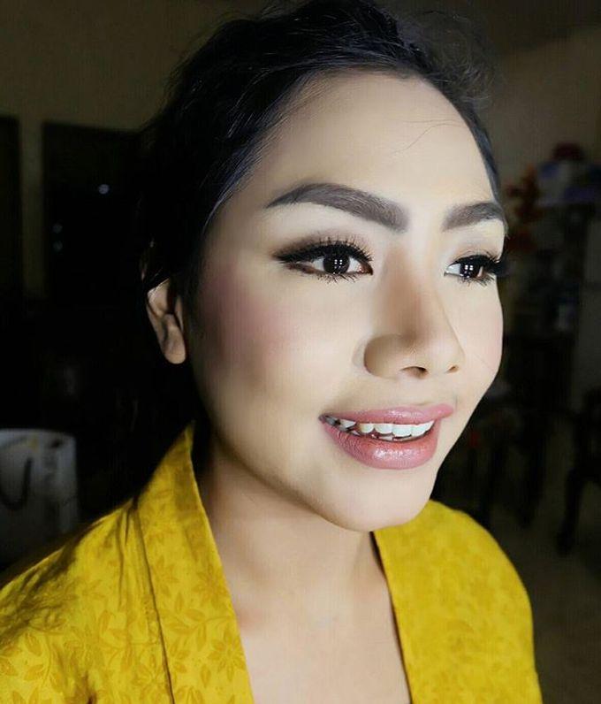 Bridesmaid by Make Up by Lala - 004