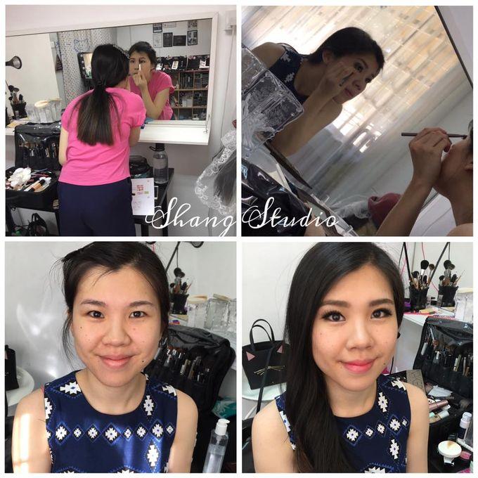 Personal Makeup Class / Corporate Makeup Class by Shang Studio - 008
