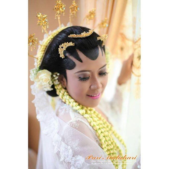 Pengantin Muslim by Puri Matahari Rias Pengantin - 021