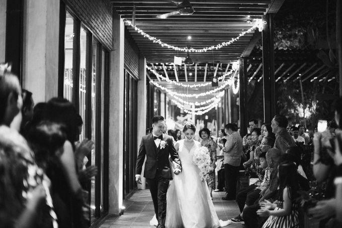 THE WEDDING OF CALVIN & ICHA by Cerita Bahagia - 001