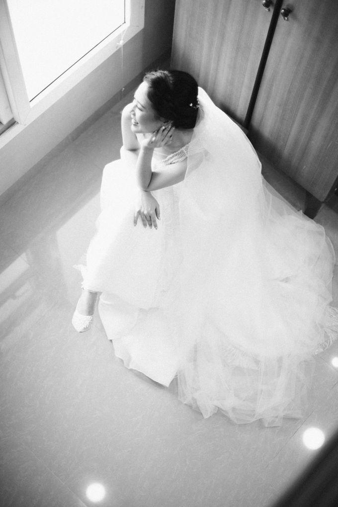 THE WEDDING OF CALVIN & ICHA by Cerita Bahagia - 009