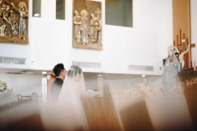 THE WEDDING OF CALVIN & ICHA by Cerita Bahagia - 003