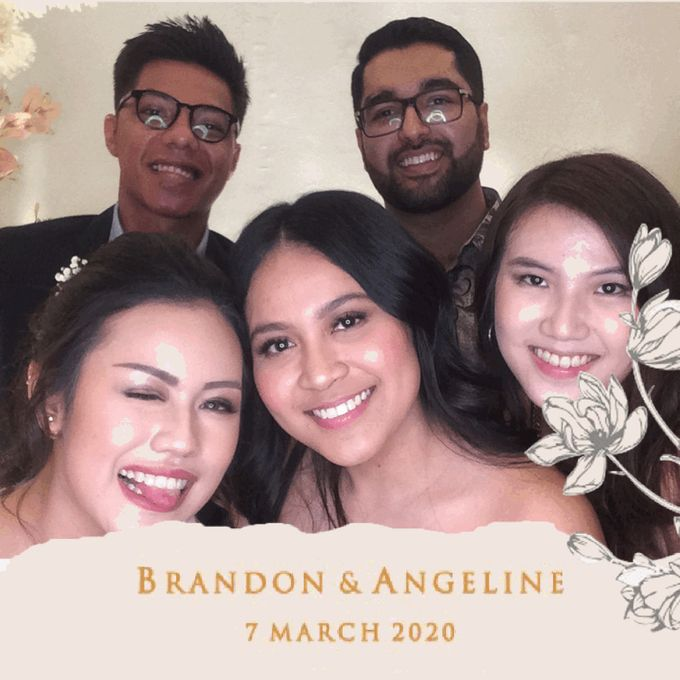 Wedding of Brandon & Angeline by The HoloGrail - 003