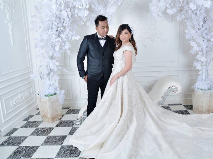 Dhony & Marlena's Prewedding photo session by Favor Brides - 001