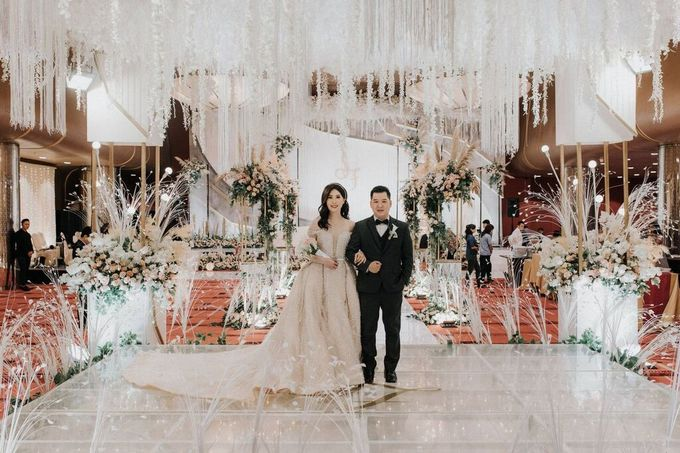 The Wedding of Santo and Felicia by W The Organizer - 012