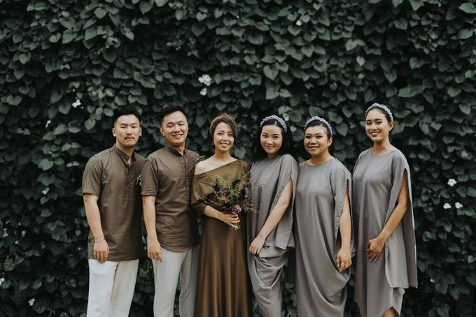 The Wedding of Vincent and Pretty by W The Organizer - 023