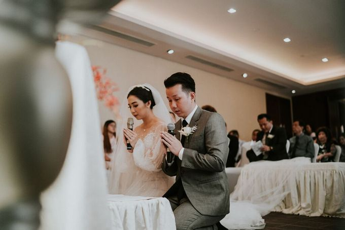 The Wedding of Albert and Vionna by W The Organizer - 016