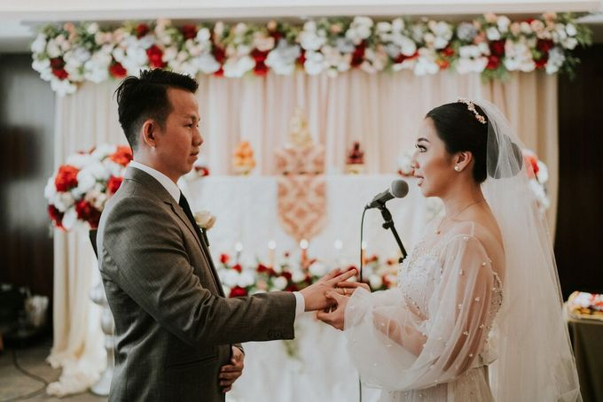 The Wedding of Albert and Vionna by W The Organizer - 031