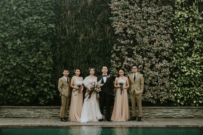 The Wedding of Albert and Vionna by W The Organizer - 044