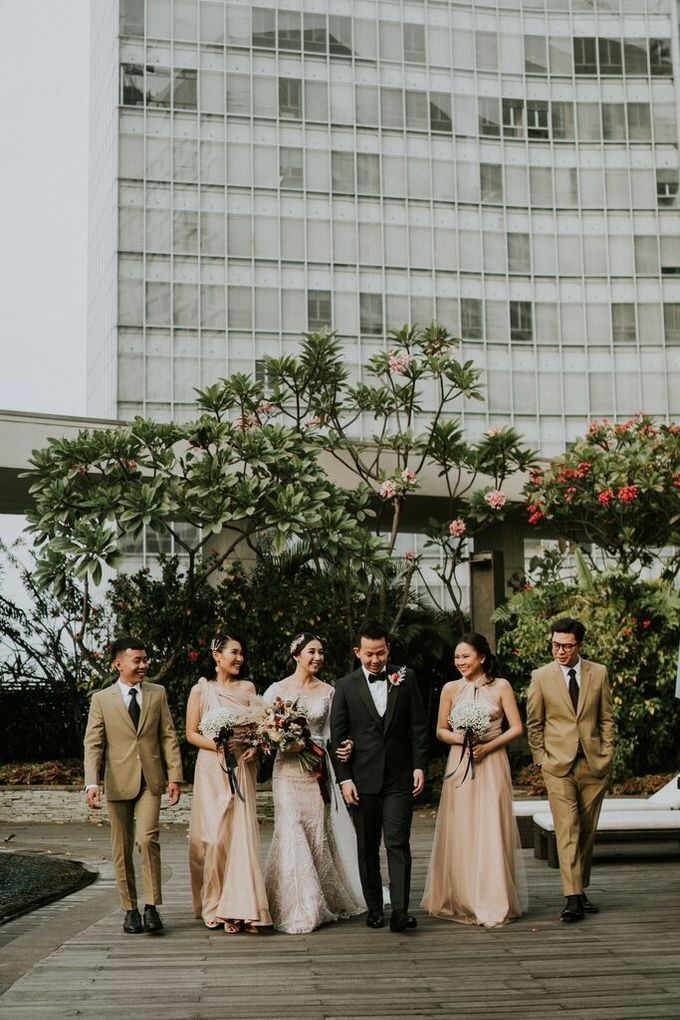The Wedding of Albert and Vionna by W The Organizer - 038