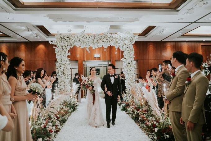 The Wedding of Albert and Vionna by W The Organizer - 022