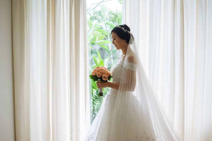 The Wedding Gown of Hana by My Dream Bridal and Wedding - 011