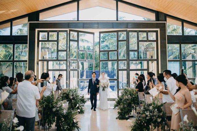 Wedding The Mulia Resort Donald & Tabita by StayBright - 013