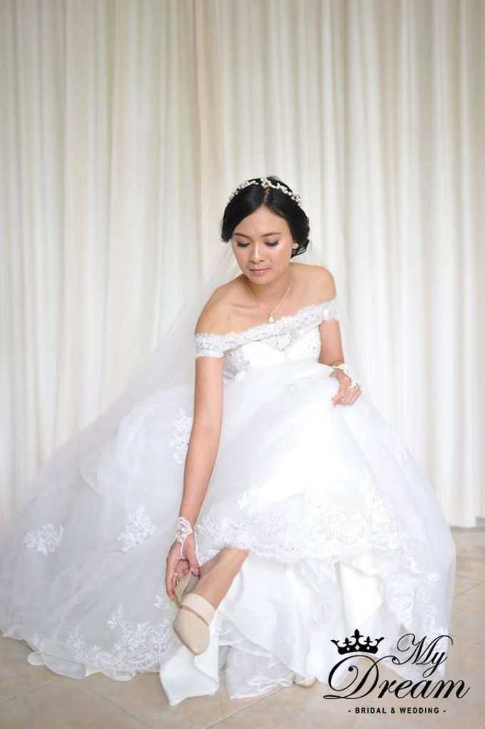 The Wedding Gown of Hana by My Dream Bridal and Wedding - 001
