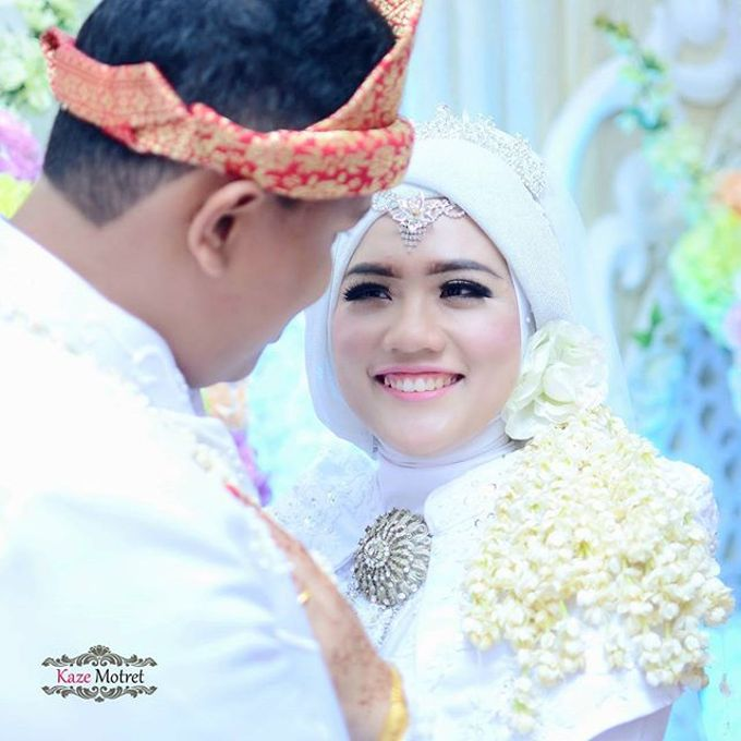 THE WEDDING OF NORA & AGUNG by Kaze Motret - 003