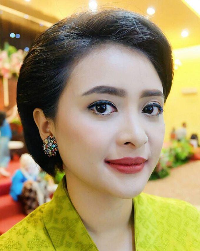Bridesmaid by Make Up by Lala - 005