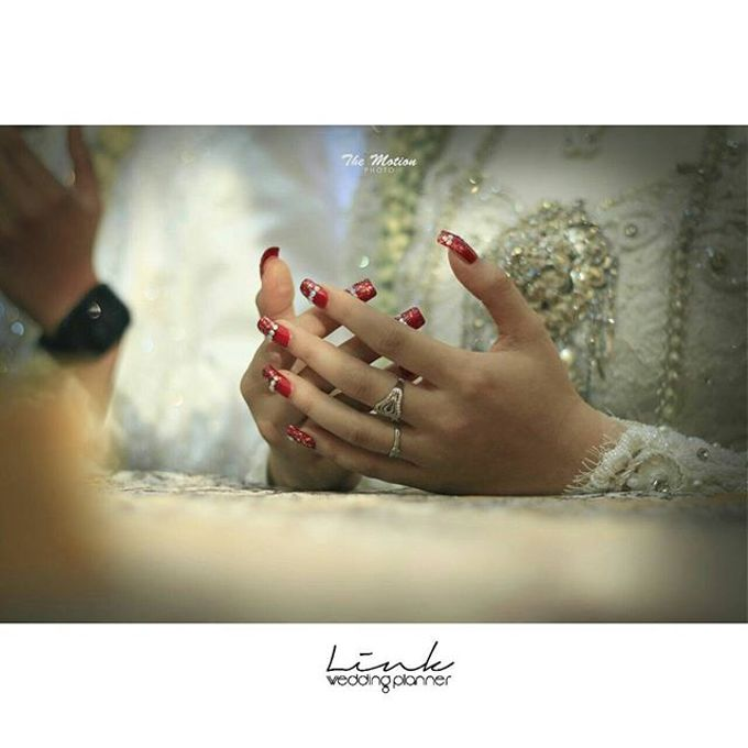 wedding day annisa and fauzan by Link Wedding Planner - 006