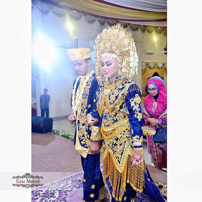 THE WEDDING OF NURUL & FAUZAN by Kaze Motret - 002