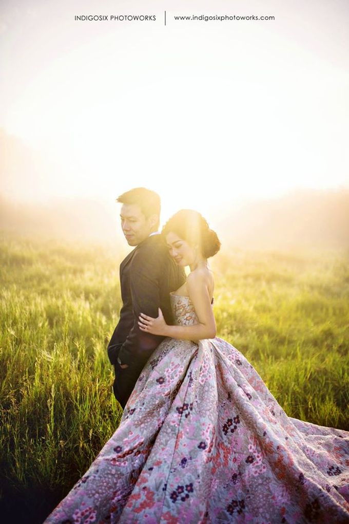 PREWEDDING OF ALBERT & WENNA by Fedya Make Up Artist - 003