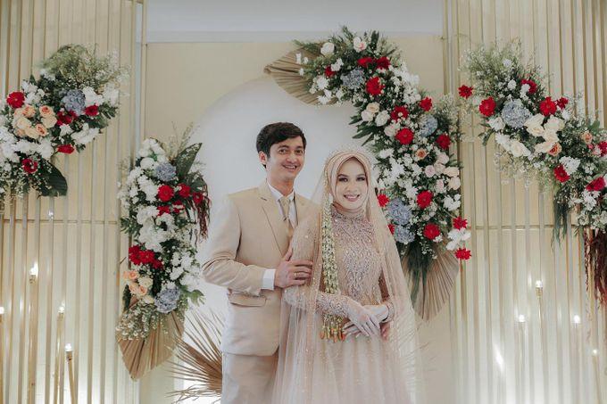 The wedding day of Lina & Dedi by ASEPELZIBBRAN_MUA - 004